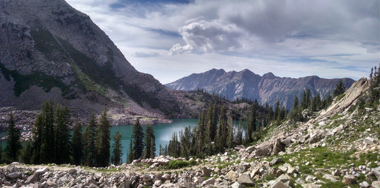 White Pine Lake, Idaho