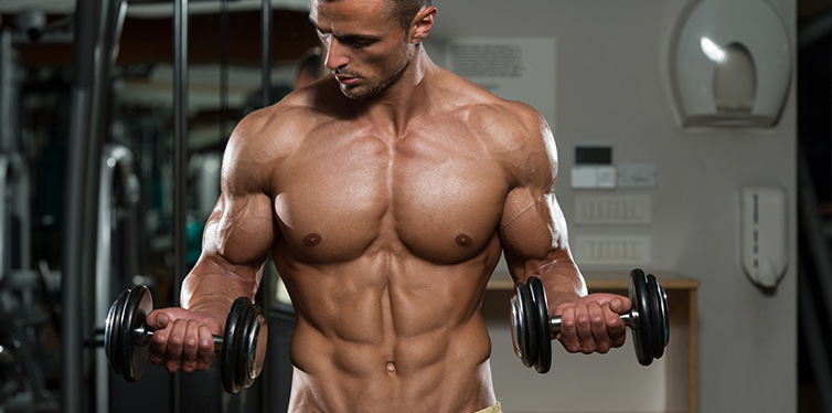 best dumbbell exercises for arms