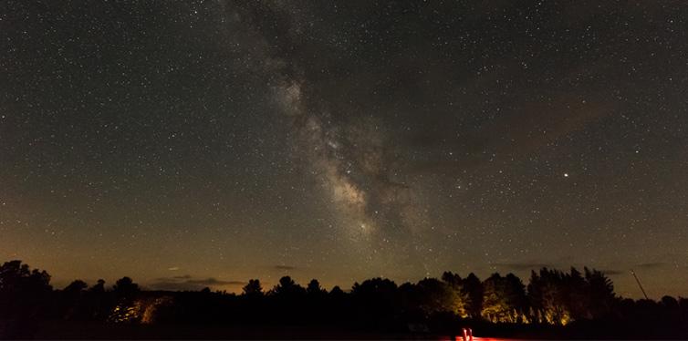 cherry springs state park, pennsylvania