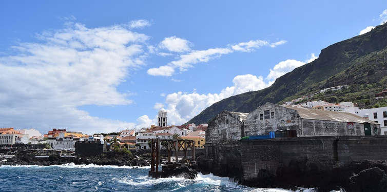 tenerife on the canary islands