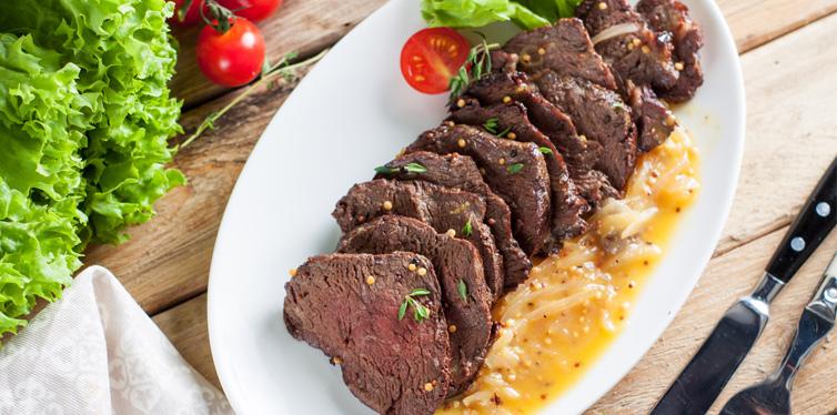 the hanger steak