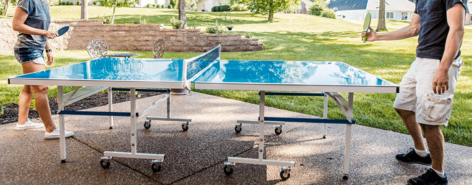 best ping pong tables
