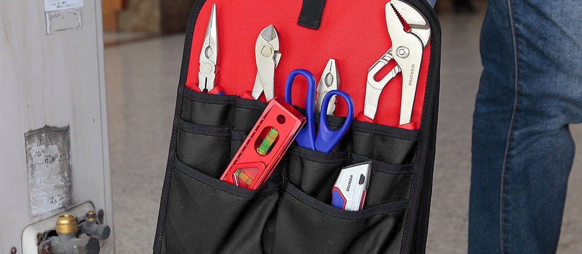 196fa5b8affc75 10 Best Tool Backpacks in 2019  Buying Guide  – Gear Hungry 🎒