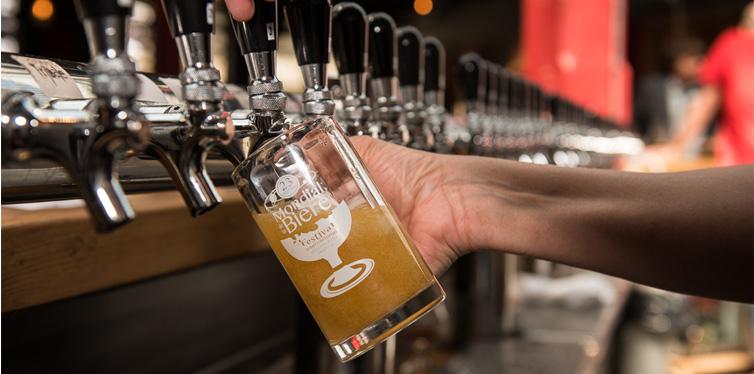 mondial de la bière, montréal, canada