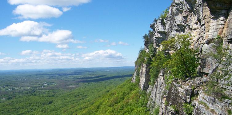 shawangunk ridge, n.y