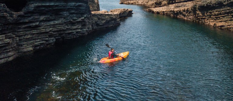 10 best places in the world to kayak