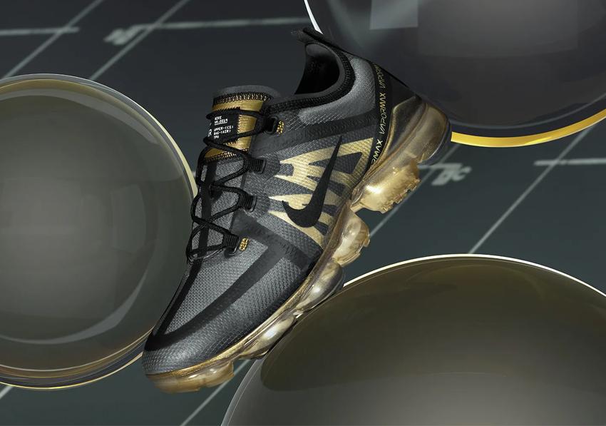 historia Labor Carne de cordero  Nike Air Vapormax 2020 Black & Metallic Gold - Gear Hungry