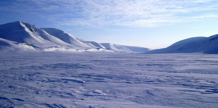 arctic desert, norway & russia