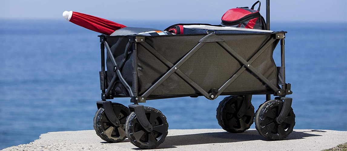 7 Best Beach Wagons In 2020 Buying Guide Gear Hungry