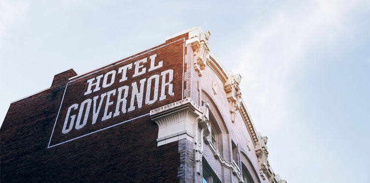 hotel governor building at daytime