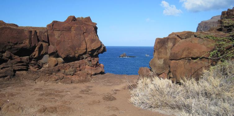 kahekili's leap in hawaii