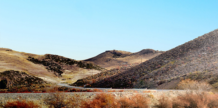 patagonian desert, argentina