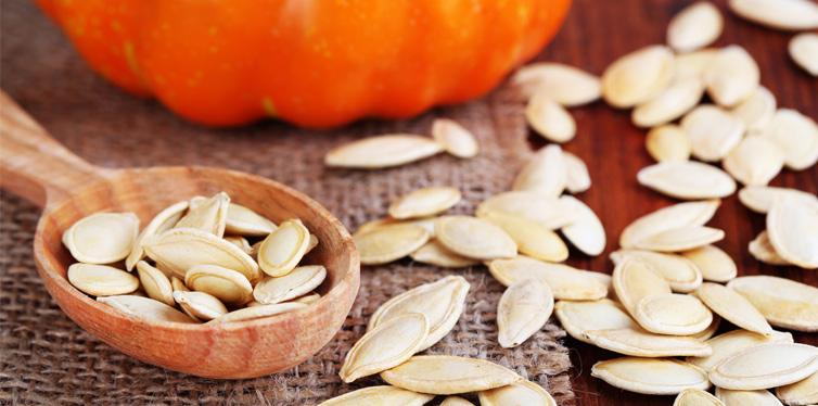pumpkin seads