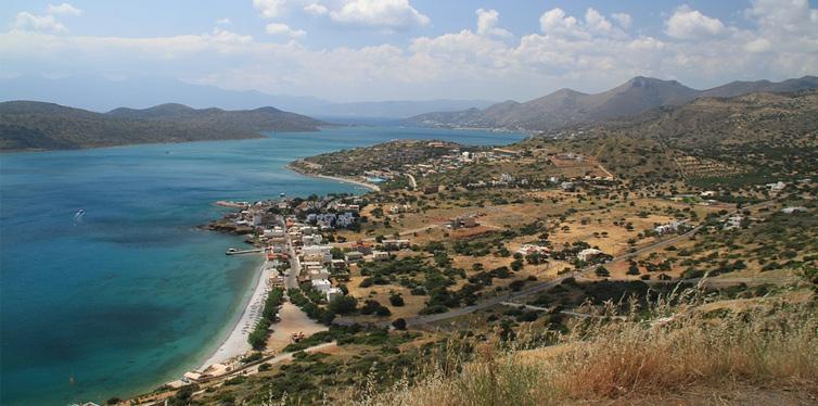 southern coast of crete