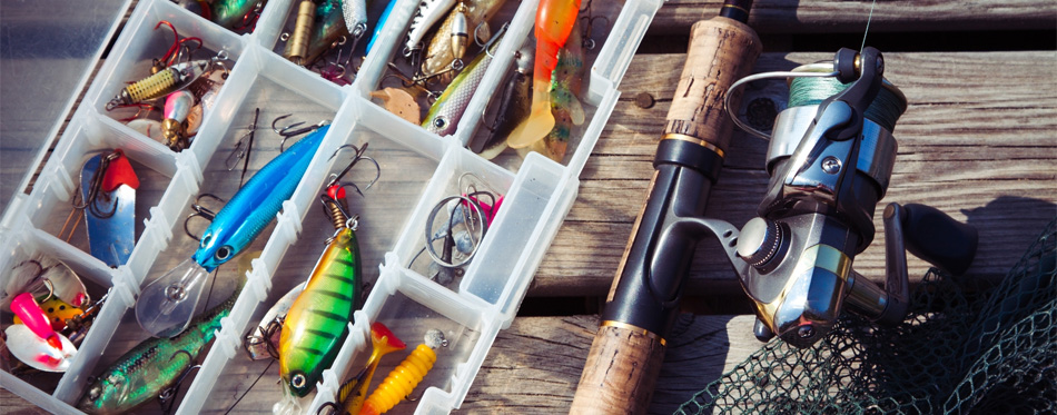 tackle box for fishing