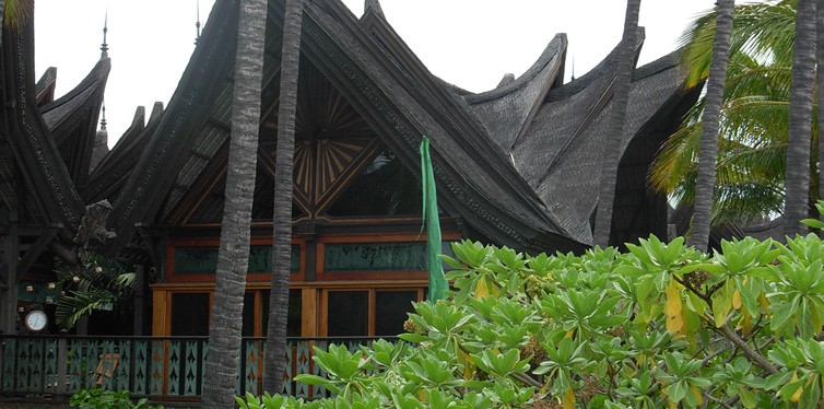 bali house & bali cottage hawaii