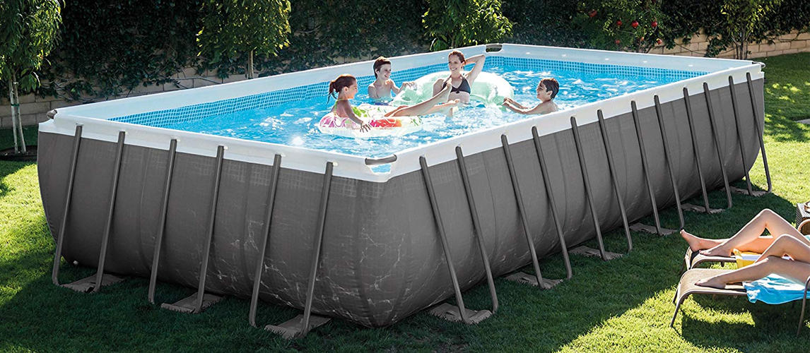 10 Best Above Ground Swimming Pools [Buying Guide] Gear Hungry