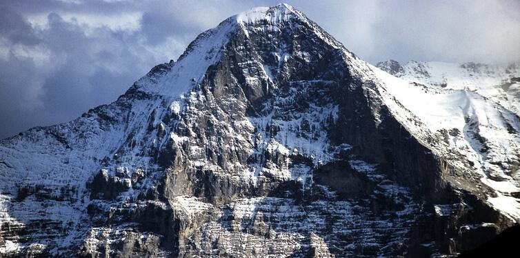 the eiger, swiss alps