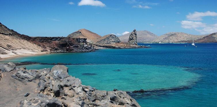 the galapagos island, ecuador
