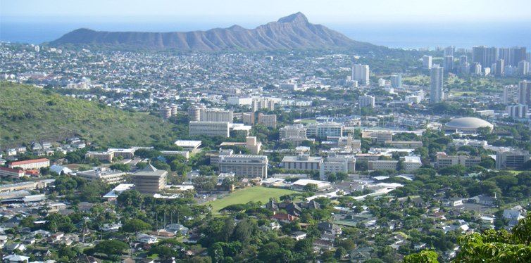 the university of hawaii, manoa