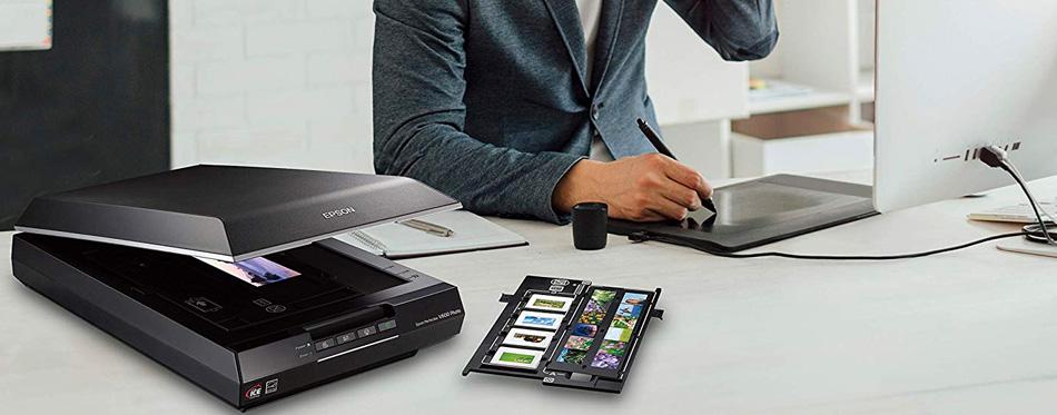 an office scanner