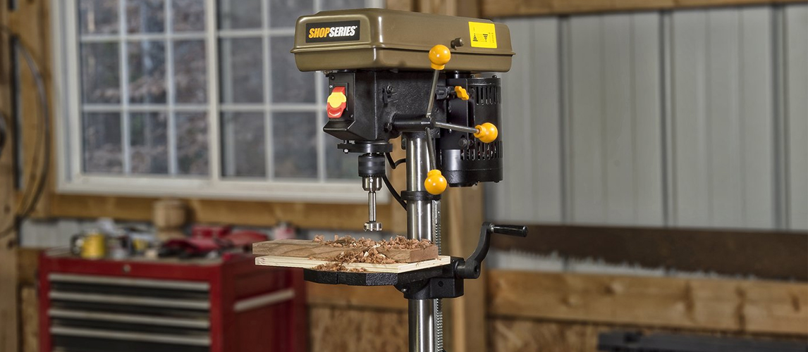 8 Best Drill Presses In 2019 Buying Guide Gear Hungry
