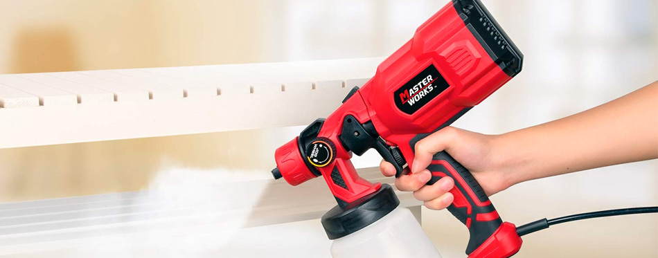 best electric paint sprayers