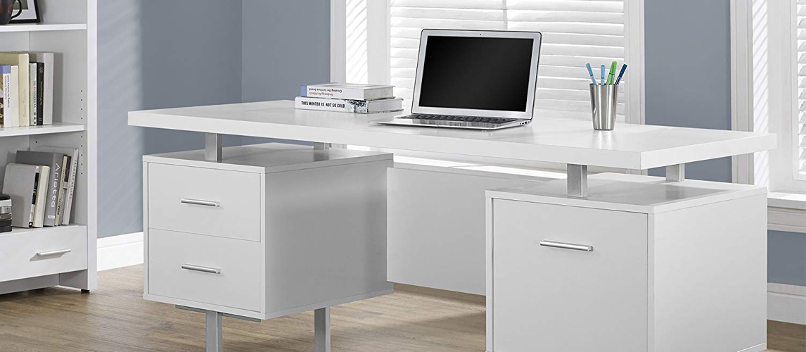 9 Best Home Office Desks In 2019 Buying Guide Gear Hungry