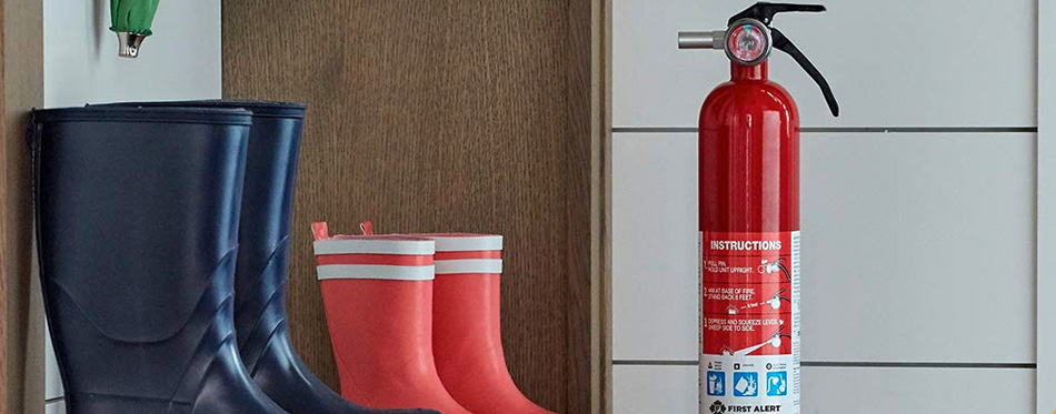 fire extinguisher for home