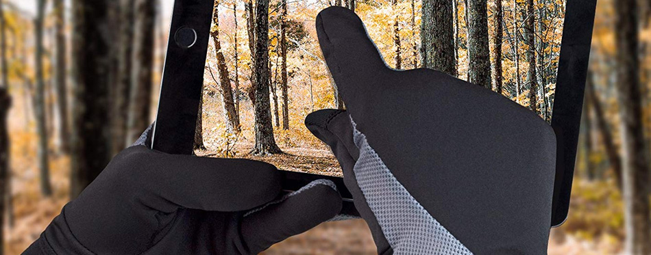 touchscreen gloves for winter