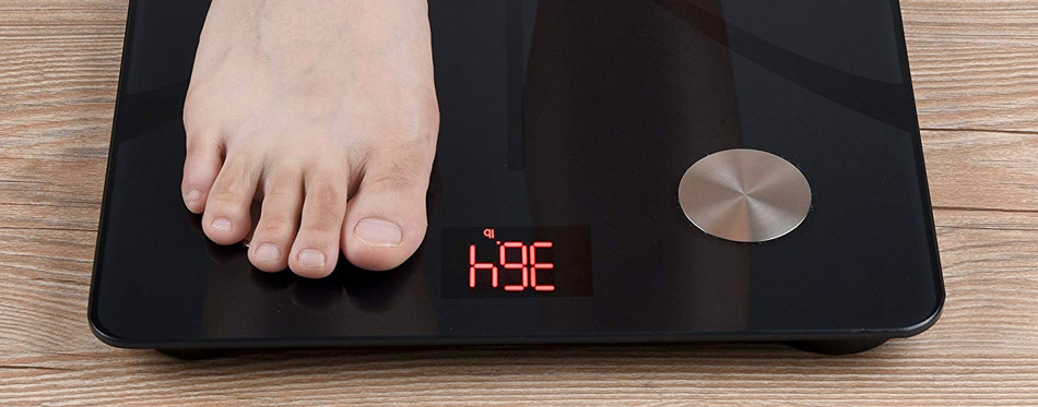 bathroom body weight scales
