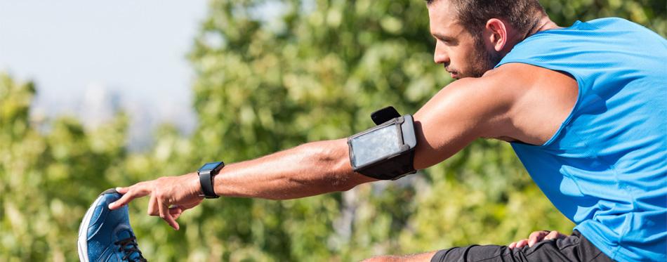best running armbands