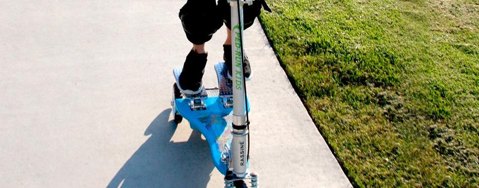 best stepper scooter