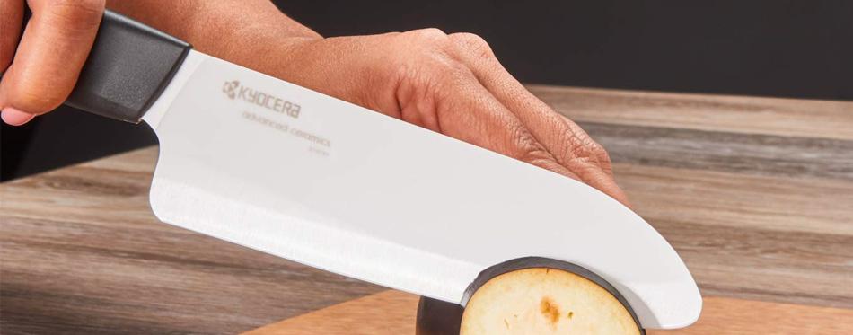 a ceramic knife