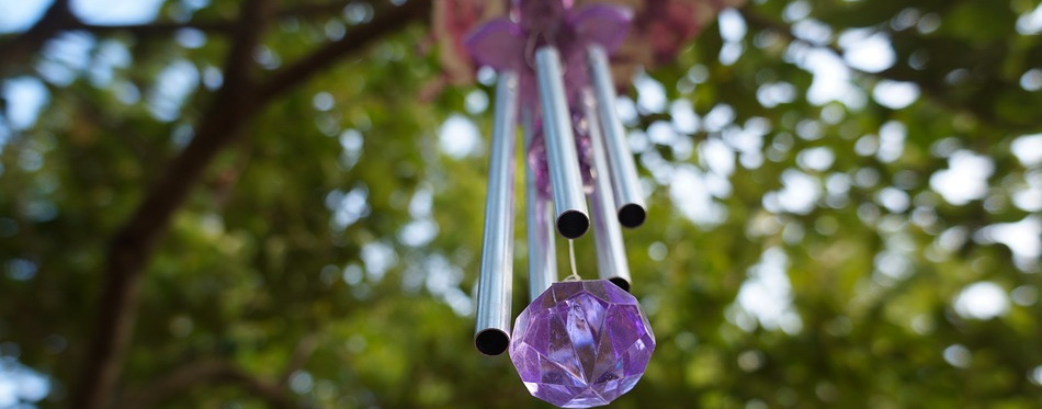 wind chime for garden