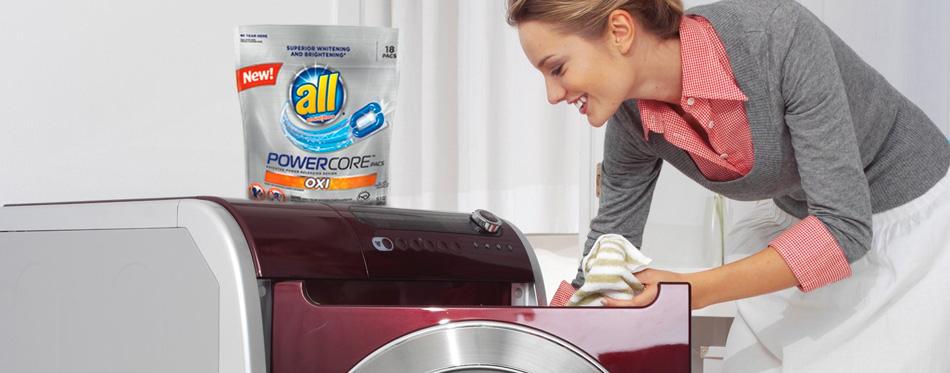 detergent pods for the washing machine