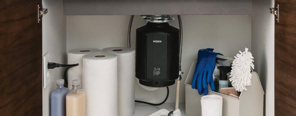 kitchen garbage disposal