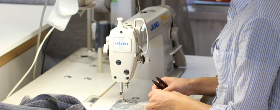 using an embroidery machine