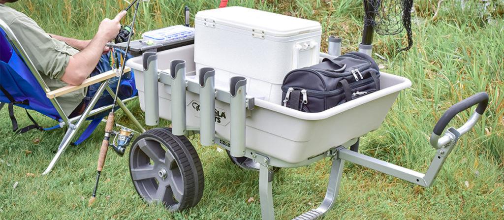 fishing wagon