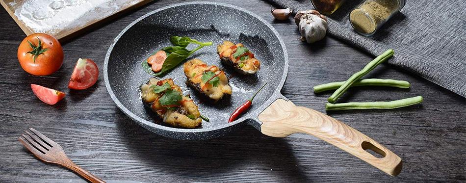 stone frying pan