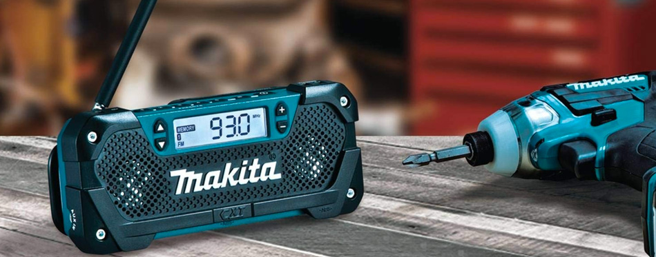 jobsite radio