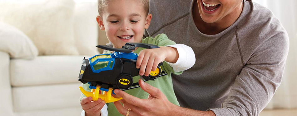 Toys for 3-Year-Old Boys