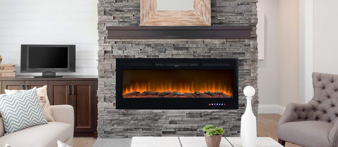 13 Best Electric Fireplaces In 2021 [Buying Guide]   Gear ...