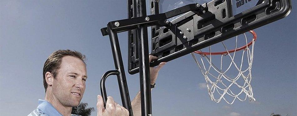 portable hoop