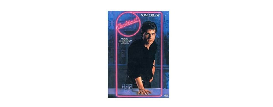 'cocktail' -1988 - dvd