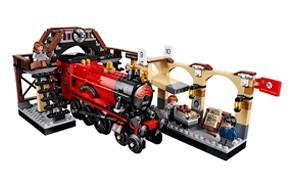 Lego Harry Potter Hogwarts Express Set