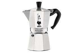 bialetti moka express 6-cup stovetop coffee percolator