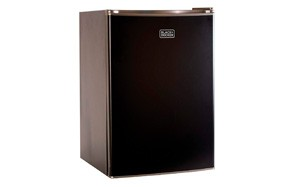 black + decker bcrk25b mini fridge