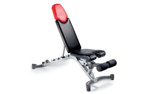 bowflex workout bench