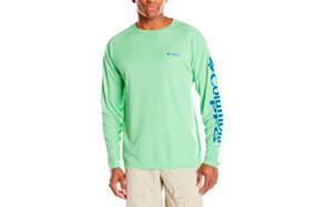 columbia terminal tackle long sleeve fishing shirt